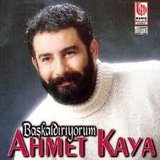 """Ahmet Kaya : """"Başkaldırıyorum"""" albümü"""