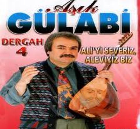 """Aşık Gülabi: """"Dergah 4"""" albümü"""