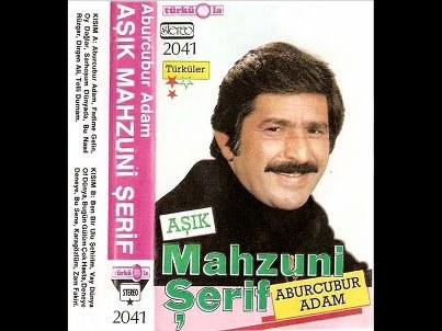 Aşık Mahzuni Şerif: Abur Cubur Adam albümü