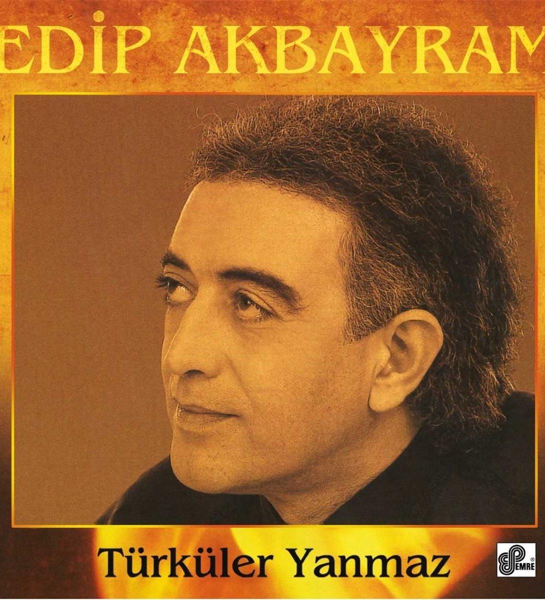 Türküler yanmaz albüm kapak
